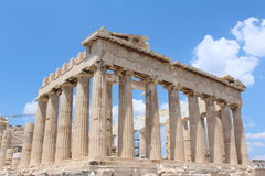 Parthenon, Acropolis, Athens. Monuments national Greece. Parthenon,  Acropolis Athens Royalty Free Stock Photo