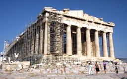 Parthenon - Acropolis - Athens Royalty Free Stock Photos