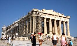 Parthenon - Acropolis - Athens Stock Photos