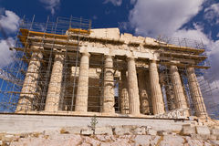 Parthenon, Acropolis, Greece Fotografia de Stock Royalty Free