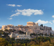 Parthenon, Akropolis - Athens, Greece Stock Image
