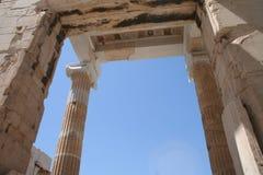 The Parthenon, Akropolis, Greece Royalty Free Stock Photos