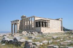 The Parthenon, Akropolis, Greece Stock Images