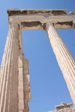 The Parthenon, Akropolis, Greece Royalty Free Stock Images