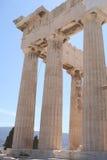 The Parthenon, Akropolis, Greece Stock Photography
