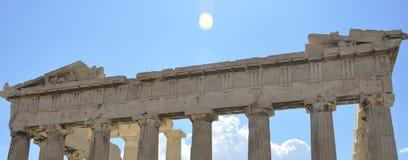 Parthenon architecture Royalty Free Stock Image