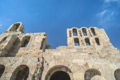 Parthenon in Athene Royalty-vrije Stock Fotografie