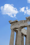 Parthenon Athens Royalty Free Stock Image