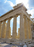 Parthenon Athens Stock Photos