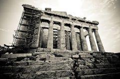 The Parthenon, Athens, Greece stock photos
