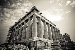 The Parthenon, Athens, Greece. The Parthenon, Parthenon Athens, Greece Stock Photo