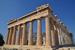Parthenon. The Parthenon in Athens, Greece Royalty Free Stock Photography