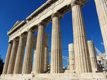 Parthenon, Athens Greece Stock Image