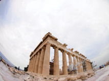 Parthenon Athens, Greece Royalty Free Stock Photography