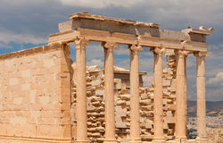The Parthenon. Athens, Greece. Stock Photos
