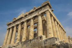 The Parthenon Athens Royalty Free Stock Photo