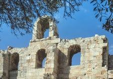 Parthenon in Athens Royalty Free Stock Image