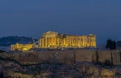 Parthenon of Athens Stock Images