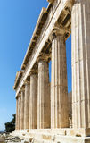 Parthenon, Athens Royalty Free Stock Photography