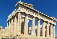 Parthenon, Athens Royalty Free Stock Photos