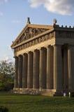 Parthenon (avant) photos libres de droits