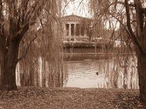 Parthenon de Nashville Imagens de Stock Royalty Free
