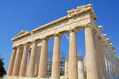 The Parthenon Royalty Free Stock Photography