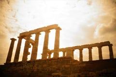 Parthenon Grecia Blu Sky Amazing de Athen Akropolis imagenes de archivo