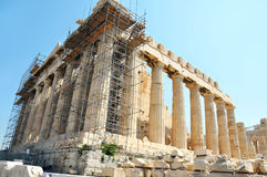 Parthenon - Greece Royalty Free Stock Photo