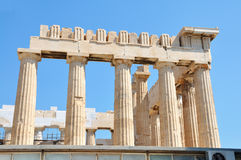 Parthenon - Greece Stock Image