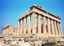 Parthenon - Griechenland Stockfoto