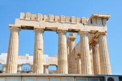 Parthenon - Griekenland Stock Afbeelding