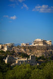 Parthenon & Herodium Royalty Free Stock Images