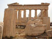 Parthenon royalty free stock photos