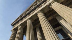 Parthenon Nashville Arkivfoton