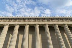 Parthenon Nashville Royaltyfria Foton