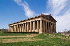 Parthenon, Nashville, Tennessee Royalty-vrije Stock Afbeelding