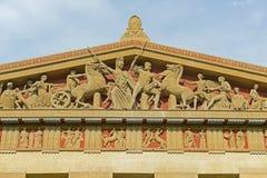 Parthenon in Nashville, Tennessee, USA lizenzfreies stockfoto