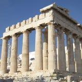 Parthenon temple Acropolis, Athens Stock Photo