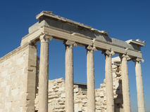 The Parthenon Royalty Free Stock Images