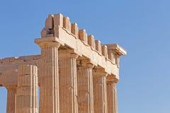 Parthenon temple Stock Photos