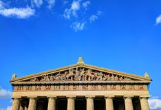 Parthenon w Nashville, Tennessee Obraz Royalty Free