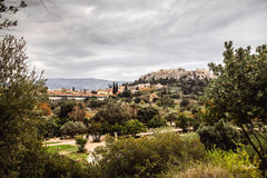 Parthenonas Royalty Free Stock Images