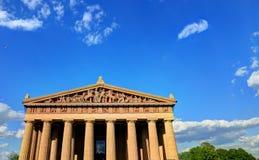 Parthenonen i Nashville, Tennessee Royaltyfria Bilder