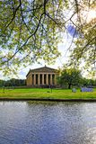 Parthenonen i Nashville, Tennessee Royaltyfri Fotografi