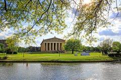 Parthenonen i Nashville, Tennessee Royaltyfri Foto