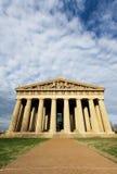 Parthenonreplik, Tennessee stockbild