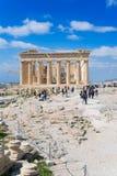 Parthenontempel, Athen Lizenzfreie Stockbilder