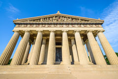 Partheon Replica in Nashville Stock Images