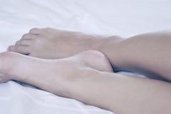Parti del corpo/piedi Immagini Stock